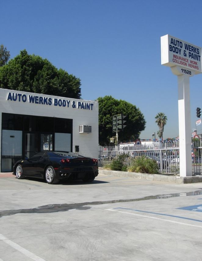 We are centrally located at El Monte, CA, 91732 for our guest's convenience and are ready to assist you with your collision repair needs.