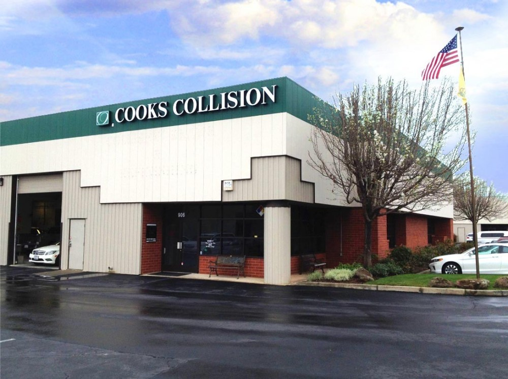 Cooks Collision of Napa - Enterprise Way