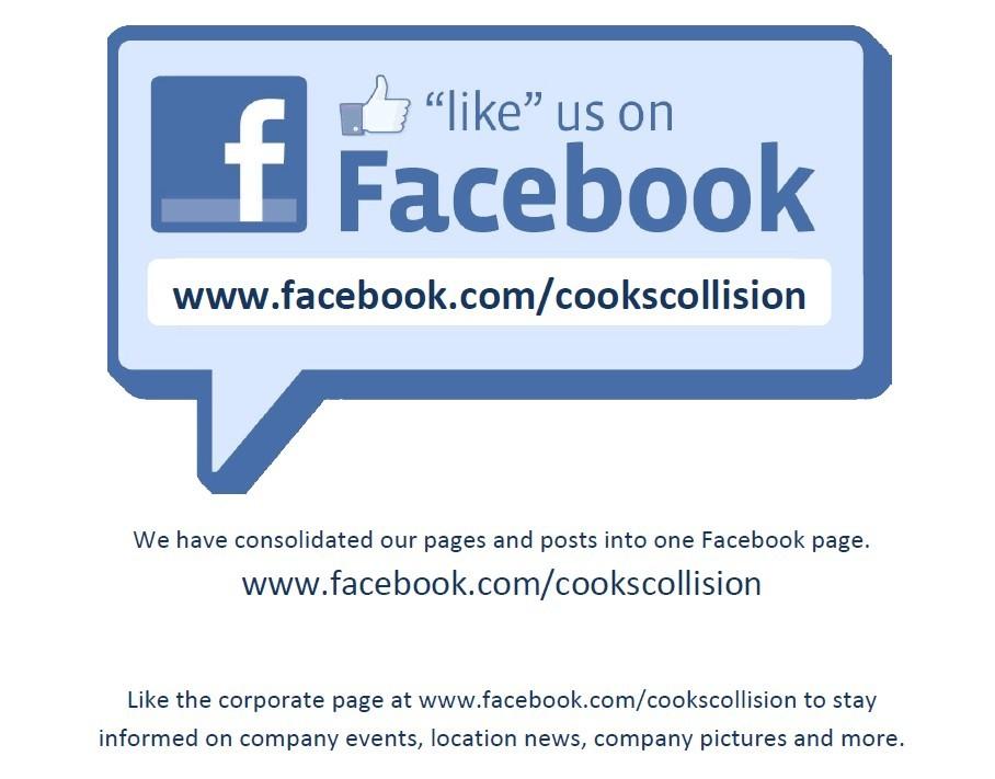 Cooks Collision of Napa - Enterprise Way 906 Enterprise Way  Napa, CA 94558