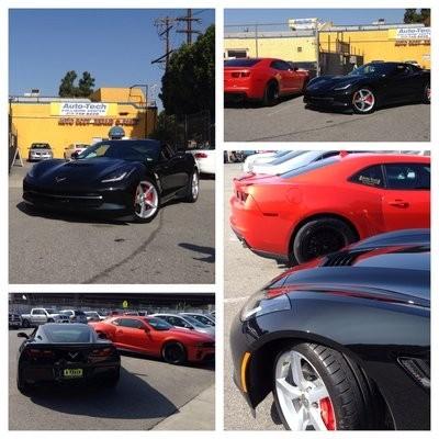 Auto Tech Collision Center 1116 W. Washington Blvd  Los Angeles, CA 90015-3316