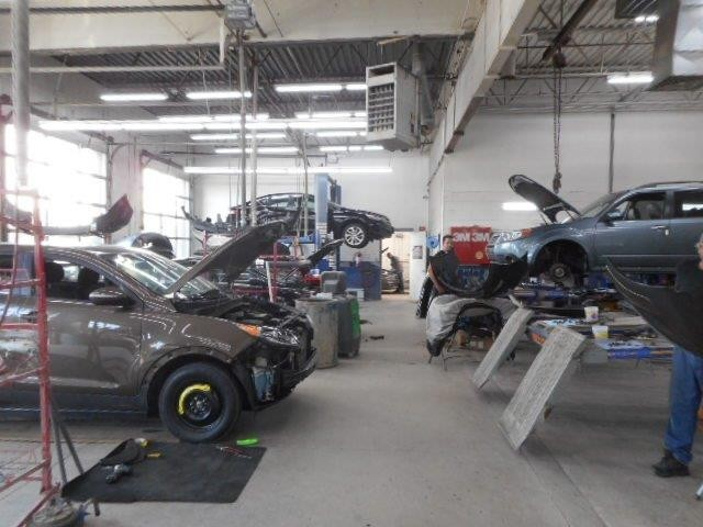 We are a state of the art Collision Repair Facility waiting to serve you, located at East Windsor, CT, 06088.
