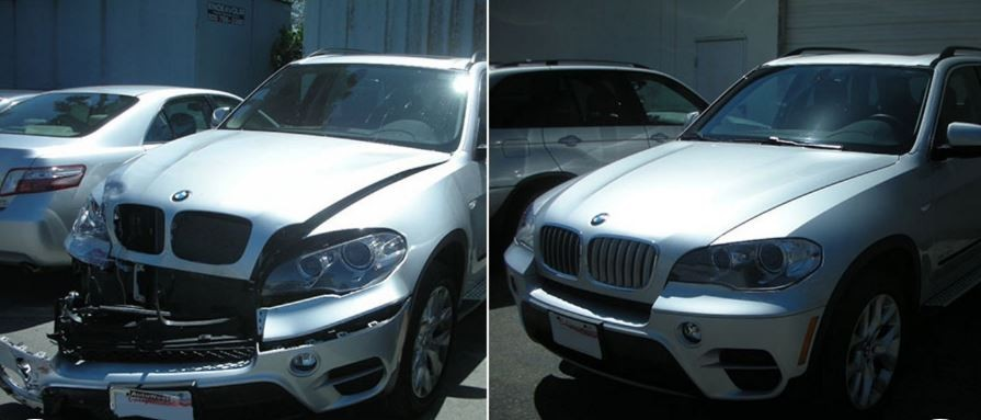 At Mathews-Carlsen Body Works, we are proud to post before and after collision repair photos for our guests to view.