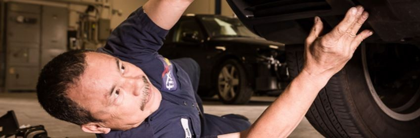 Collision structure and frame repairs are critical for a safe and high quality repair.  Here at Fix Auto Sun City, in our structure and frame technicians are I-CAR certified and have many years of experience.