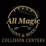 At All Magic Paint & Body, located at Norco, CA, 92860, we have offices designated just for our insurance representatives.