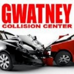 We are Gwatney Collision Center ! With our specialty trained technicians, we will bring your car back to its pre-accident condition!