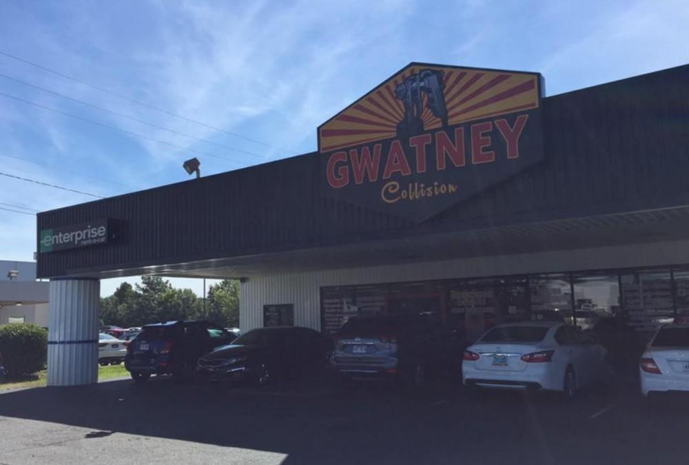 Reviews, Gwatney Collision Center - Sherwood AR - Auto ...