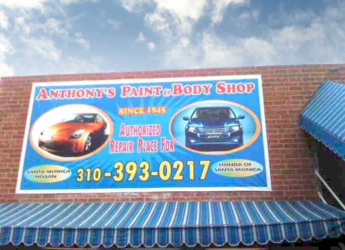 Anthony's Paint & Body Shop - Santa Monica