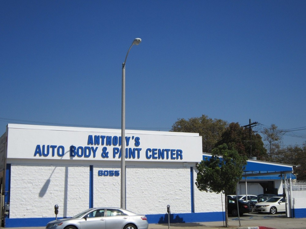 Anthony's Paint & Body Los Angeles