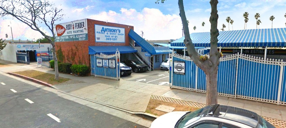 Anthony's Paint & Body Shop 