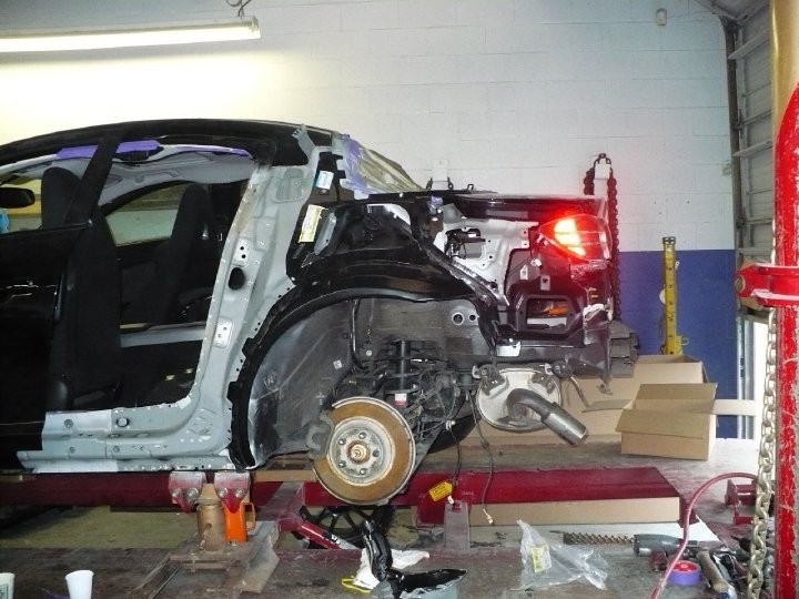 At Premier Auto Body, in Santa Maria, CA, 93454, all of our body technicians are skilled at panel replacing.