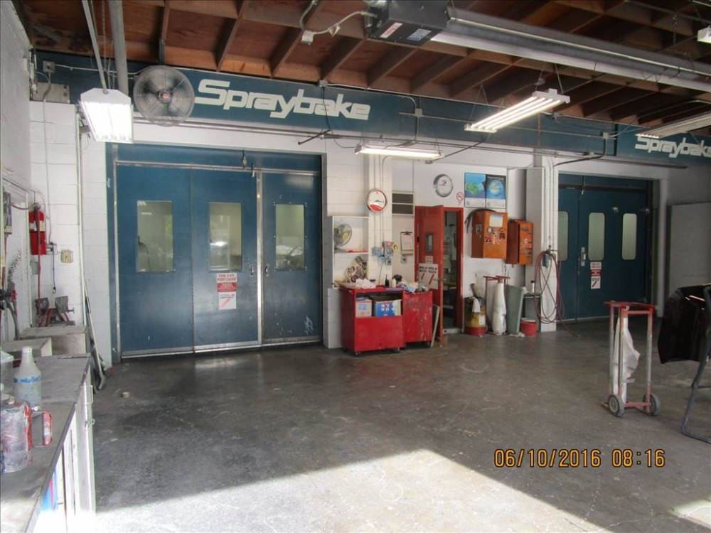A professional refinished collision repair requires a professional spray booth like what we have here at Larkfield Body And Paint in Santa Rosa, CA, 95403-7503.