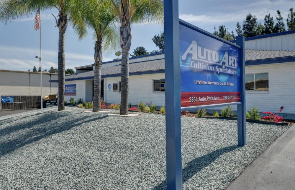 We are a state of the art Collision Repair Facility waiting to serve you, located at Escondido, CA, 92029.