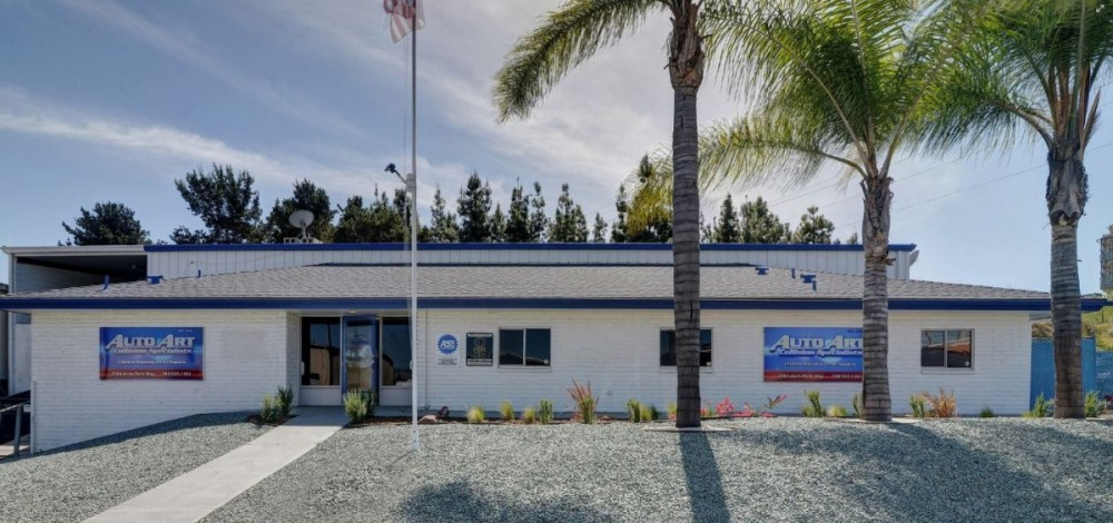 We are centrally located at Escondido, CA, 92029 for our guest's convenience and are ready to assist you with your collision repair needs.