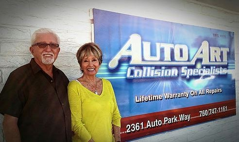 Friendly faces and experienced staff members at Auto Art Collision Specialists, in Escondido, CA, 92029, are always here to assist you with your collision repair needs.