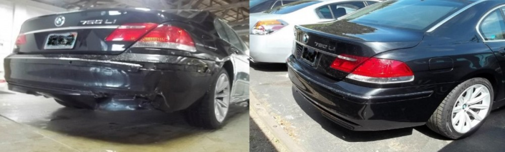 We are proud to show examples of our repairs, here at Fix Auto Monterey.
