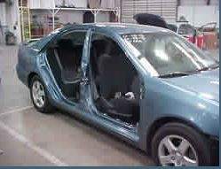J & M Auto Body will only use professional preparation for a high quality finish starts with a skilled prep technician. We are located in San Diego, CA, 92126, our preparation technicians have sensitive hands and trained eyes to detect any defects prior to the final refinishing process.