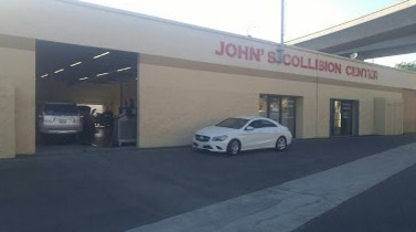 John Collision Center is a state of the art Collision Repair Facility waiting to serve you, located at Santee, CA, 92071.