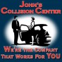 We are John's Collision Center! With our specialty trained technicians, we will bring your car back to its pre-accident condition!