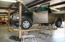 Structural repairs done at Gross & Son Paint & Body Shop, Inc. are exact and perfect, resulting in a safe and high quality collision repair.