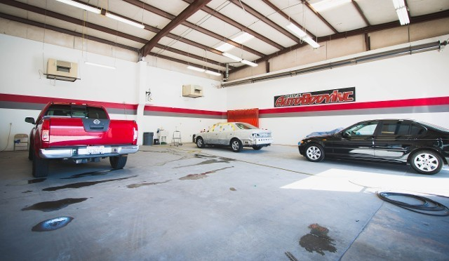 We are a high volume, high quality, Collision Repair Facility located at Ridgecrest, CA, 93555. We are a professional Collision Repair Facility, repairing all makes and models.