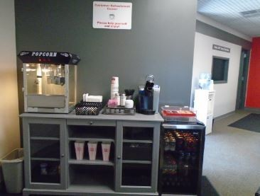 CARSTAR Gapsch Collision Center, located at St Louis, MO, 63123, we have refreshments for your convenience.
