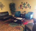 Here at George's Paint & Body, LLC, Bryan, TX, 77803, we have a welcoming waiting room.