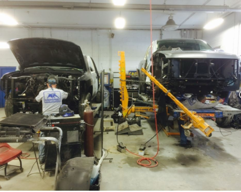 Structural accuracy is critical for a safe and high quality collision repair.  At Moppert Auto Collision Of Swedesboro, Swedesboro, NJ, 08085, we are the best.