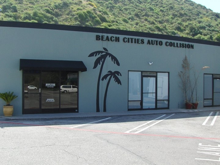 Beach Cities Auto Collision -