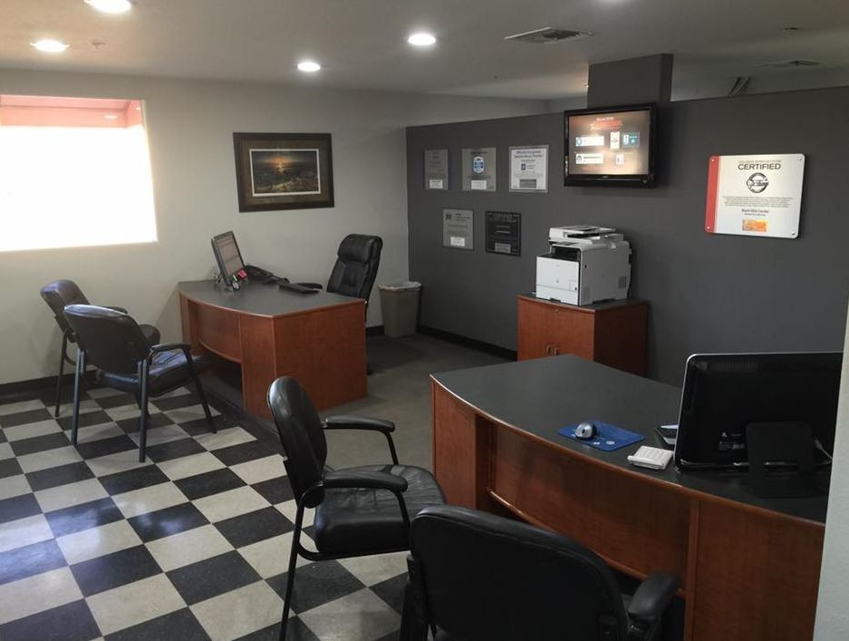 At Carstar Blackhills Auto Body, located at Cottonwood, AZ, 86326, we have friendly and very experienced office personnel ready to assist you with your collision repair needs.