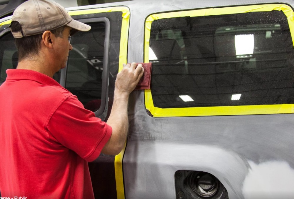 Professional preparation for a high quality finish starts with a skilled prep technician.  At Professional Auto Body & Frame Inc, in Glenwood Springs, CO, 81601, our preparation technicians have sensitive hands and trained eyes to detect any defects prior to the final refinishing process.