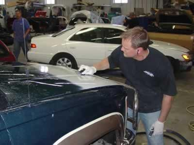 Professional preparation for a high quality finish starts with a skilled prep technician.  At Majestic Autobody & Glass, LLC, in Idaho Falls, ID, 83406, our preparation technicians have sensitive hands and trained eyes to detect any defects prior to the final refinishing process.