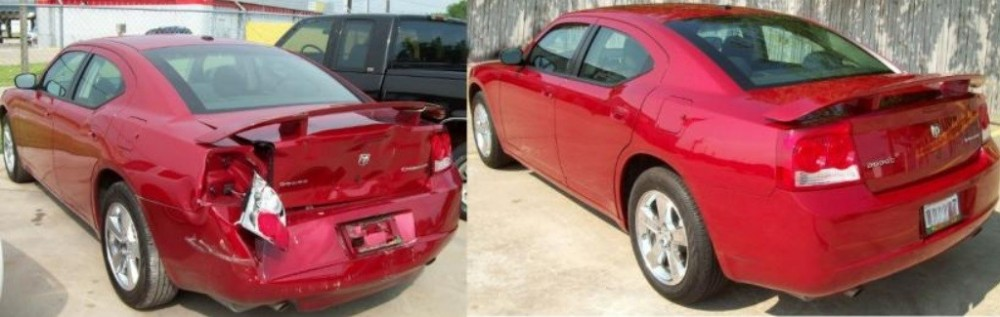 First Collision