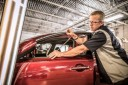 Painting technicians are trained and skilled artists.  at Service King Pompano Beach, We have the best in the industry. for high quality collision repair refinishing, look no farther than, Pompano Beach, FL, 33064.