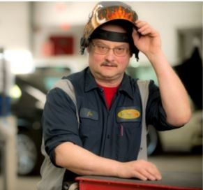 Collision structure and frame repairs are critical for a safe and high quality repair.  Here at Service King Loves Park, in Loves Park, IL, our structure and frame technicians are I-Car certified and have many years of experience.