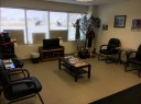 The waiting area at our body shop, located at Manassas Park, VA, 20111 is a comfortable and inviting place for our guests.