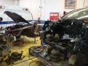 Collision structure and frame repairs are critical for a safe and high quality repair.  Here at Sands Point Auto Body Ltd, in Port Washington, NY, 11050, our structure and frame technicians are I-CAR certified and have many years of experience.