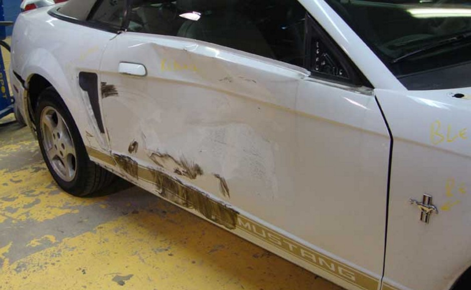 At Sands Point Auto Body Ltd, we are proud to post before and after collision repair photos for our guests to view.