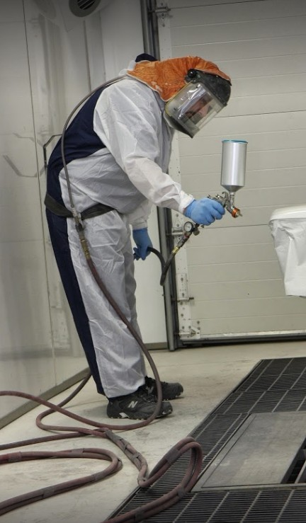 Painting technicians are trained and skilled artists.  At The Body Works - Brainerd/Baxter, we have the best in the industry. For high quality collision repair refinishing, look no farther than, Baxter, MN, 56425.
