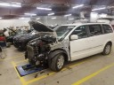 Collision structure and frame repairs are critical for a safe and high quality repair.  Here at Autobody Express - Bossier City, in Bossier City, LA, 71111, our structure and frame technicians are I-CAR certified and have many years of experience.