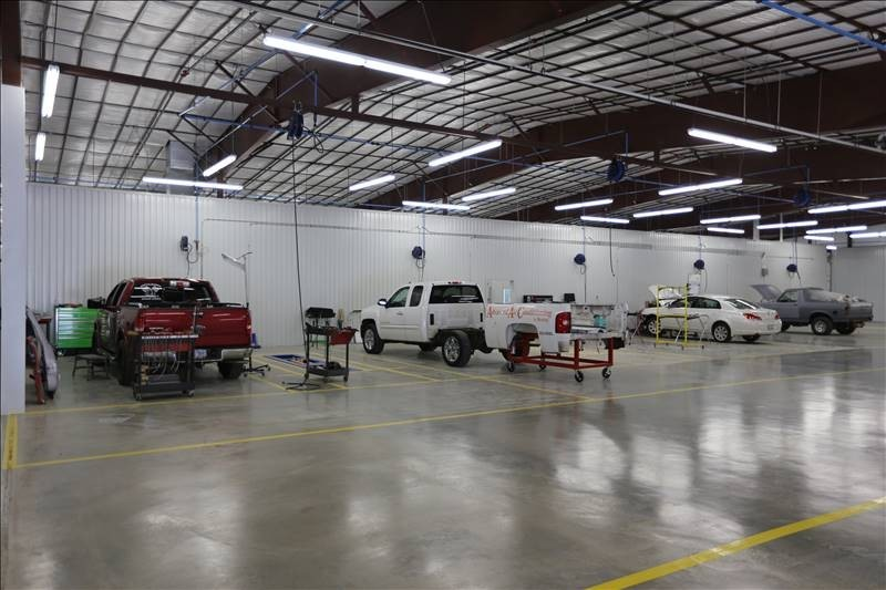 We are a high volume, high quality, Collision Repair Facility located at Bossier City, LA, 71111. We are a professional Collision Repair Facility, repairing all makes and models.