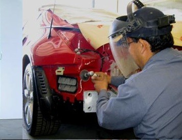Eckles Auto Body 11630 Whittier Blvd.  Whittier, CA 90601  SKILLED TECHNICIANS TENDING TO EVERY DETAIL OF YOUR COLLISION REPAIRS.....