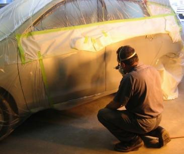 Eckles Auto Body 11630 Whittier Blvd.  Whittier, CA 90601  COLOR MATCHING IS UNEQUALED IN THE INDUSTRY ....