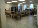Here at Buerkle Body Shop, Saint Paul, MN, 55110, we have a welcoming waiting room.