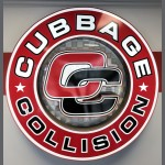 Cubbage Collision II Houston TX 77068 Logo. Cubbage Collision II Auto body and paint. Houston TX collision repair, body shop.