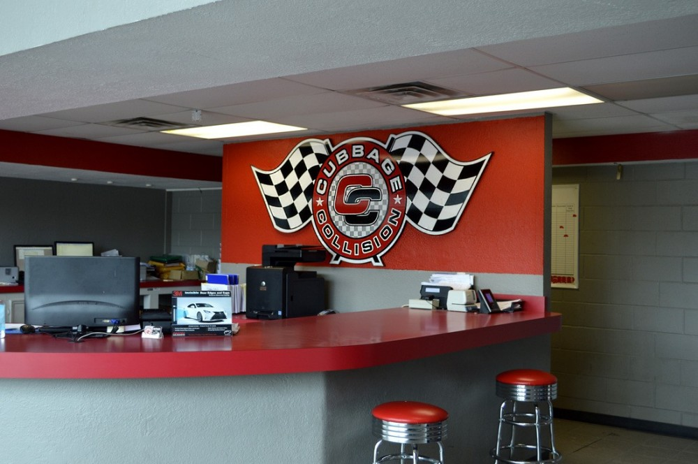 Our body shop's business office located at Houston, TX, 77054 is staffed with friendly and experienced personnel.