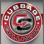 Cubbage Collision I Houston TX 77054 Logo. Cubbage Collision I Auto body and paint. Houston TX collision repair, body shop.