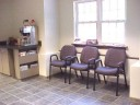 The waiting area at our body shop, located at Millstone Township, NJ, 08510 is a comfortable and inviting place for our guests.