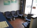 Here at B & E Automotive Services, Virginia Beach, VA, 23462, we have a welcoming waiting room.