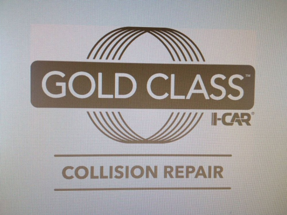 At Woodman Collision Center, in Godfrey, IL, we proudly post our earned certificates and awards.