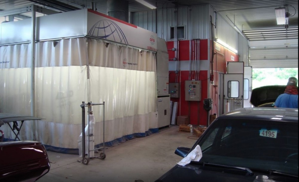 At Woodman Collision Center, in Godfrey, IL, 62035, we are equipped with a certified aluminum welding area.